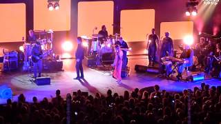 "Vanessa Paradis & Benjamin Biolay ""Station Quatre Septembre"" live @ Nuits de Fourvière 27/07/2014"