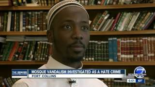 Muslim group calls for hate crime investigation after Fort Collins mosque vandalized