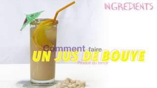 Comment faire un Jus de BOUYE (Baobab Juice, pain de singe)