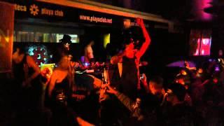 claptone@ playa club, coruña 3/4/2015