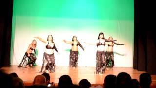 3° Festival de dança do Ventre Rosi Cruz - 2012 - Música Moderna