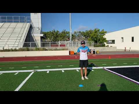 Video Thumbnail: Skills Challenge: Cone Race