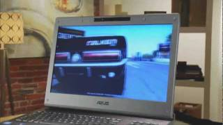 ASUS G74SX 3D Gaming Laptop and the VG236H Monitor