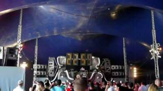 !Defqon.1 2010 - No Time To Waste - Silver Negative - A