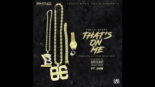 Yella Beezy - Thats On Me Ft Jaio (GMix)