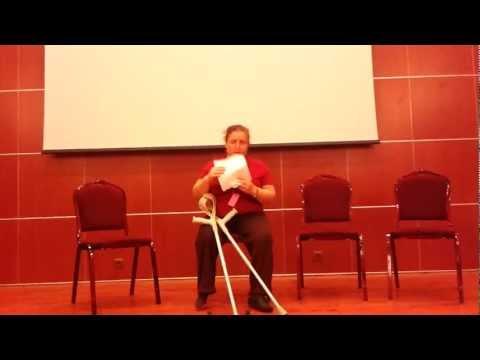 Kadın Hakkı Adlı Tiyatro Provalarından Sahne 2