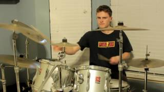 Roots Bloody Roots - Sepultura: Drum Cover (100 sub special)