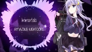 ✪ Nightcore - Immortals (Fall Out Boy ~ Cover by Arianne Via)