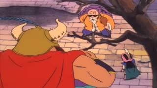 La prima Kamehameha di Goku HD - video originale