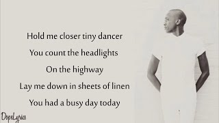 TINY DANCER - Elton John - KHS & VINCINT COVER (Lyrics)