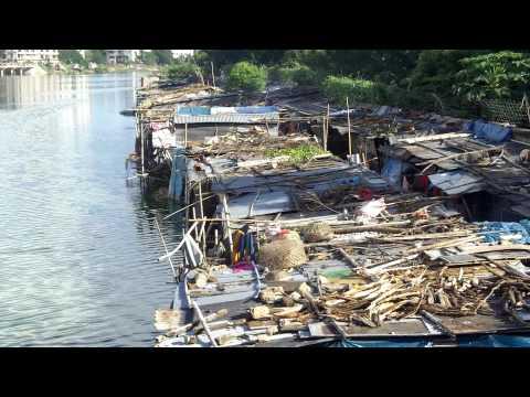 Karail slum Dhaka, Bangladesh