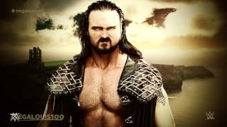 "2017: Drew McIntyre 9th and NEW WWE Theme Song - ""Gallantry"" with download link"