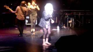 Cyndi Lauper - Change Of Heart ( Live from Staten Island, NY )