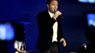 Shane Filan - Beautiful In White snippet (You And Me Tour Manila)
