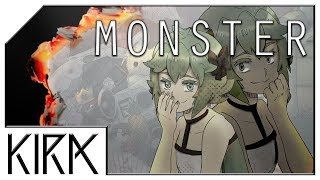 【VOCALOID Original】 MONSTER 【GUMI English】