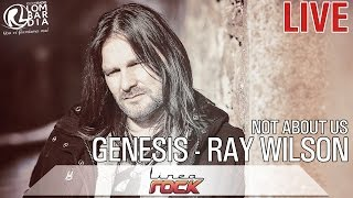 RAY WILSON - Not About Us (GENESIS) - live @Linea Rock 2016