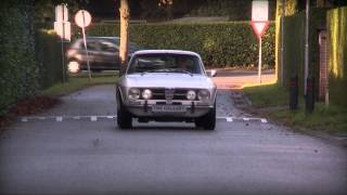 Alfa Romeo GTV 1750 1970 FULL HD