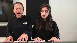 Top 5 Hit songs Mashup Cover Arranged by-Breanna Yde and Bryana Salaz