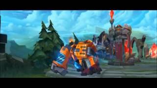 League of Legends - Cem Karaca Bindik bi Alamete
