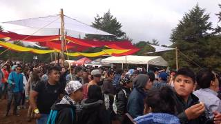 Azax syndrom live @resurrección festival morelia 2015