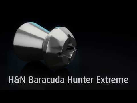 Video: H&N Baracuda Hunter Extreme hunting airgun pellets   Pyramyd Air