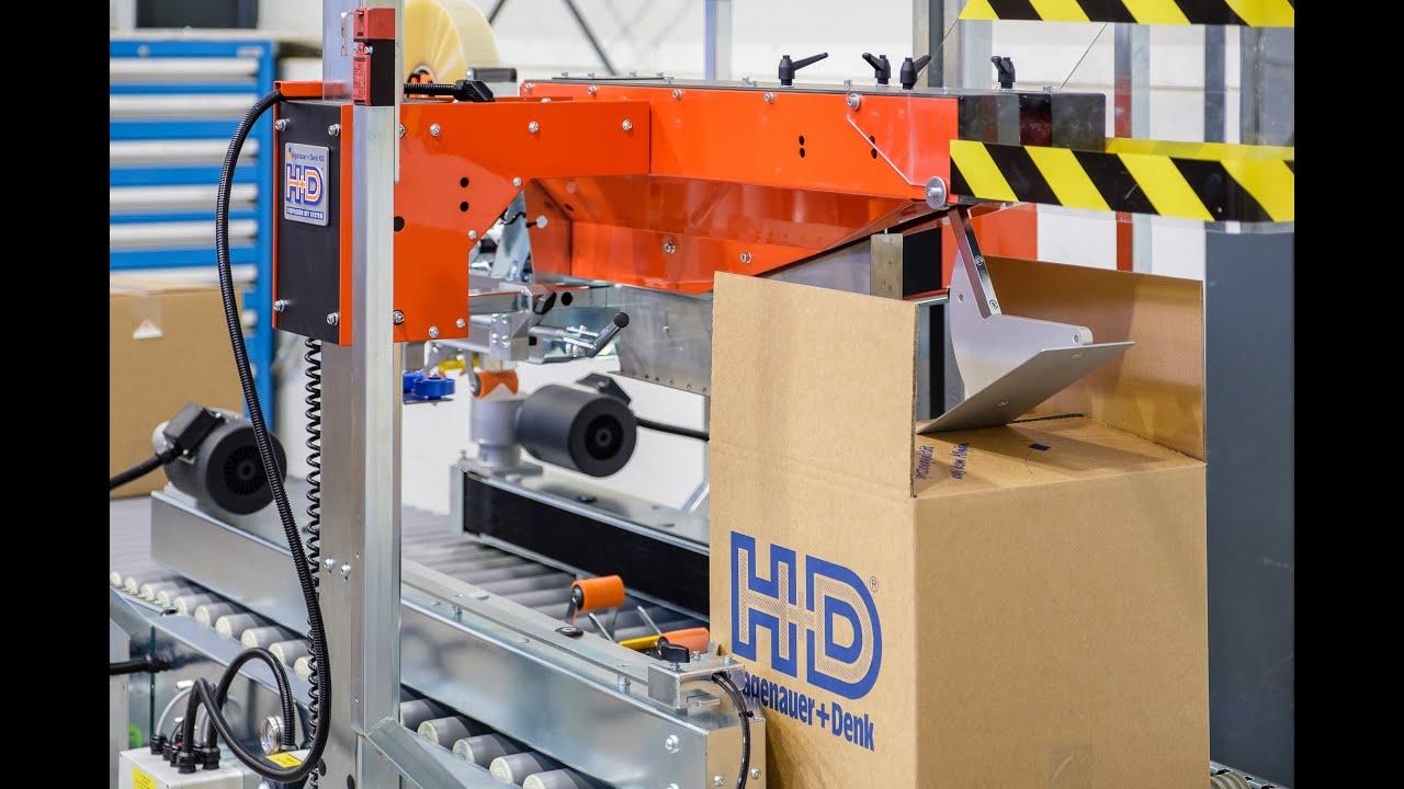 Kartonverschliesser mit Zipper HD-400