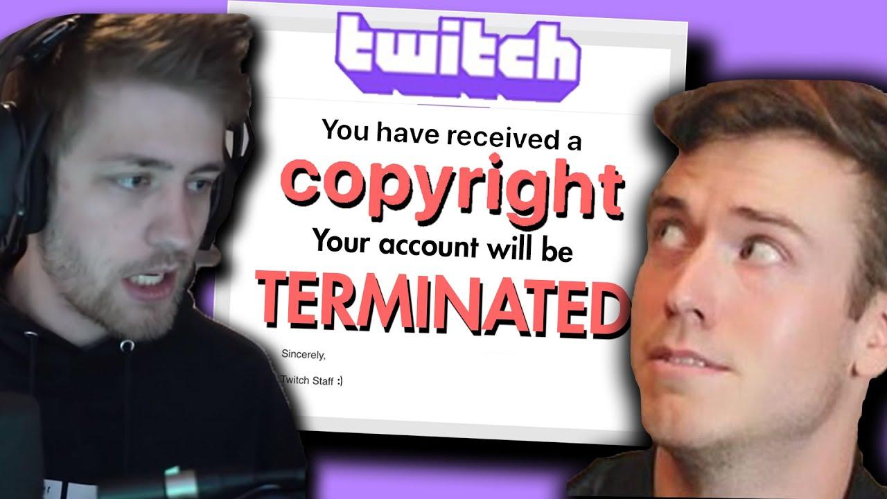 Devin Nash - Top Streamers Sent DMCAs! - Are Bans Next?