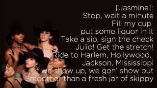 Fifth Harmony - Uptown Funk (Cover) ft. Jasmine Villegas, Mahogany LOX & Jacob Whitesides (Lyrics)