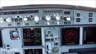 Lufthansa Airbus A330-300 flightdeck tour
