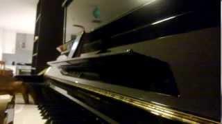 Happy Birthday piano (slow ver.)