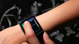 Dark Space Lab Ring Clock for Samsung Gear 2 promo 1