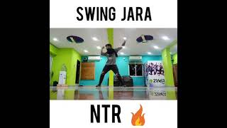 Swing jara song one main momment of ntr ...same as ntr.... plss like share and subscribe
