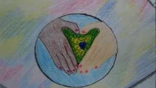 Concurso Cartaz pela Paz - o vencedor no CE Tancredo Neves MVI 1565