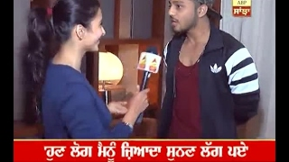 Chit chat with Raftaar !