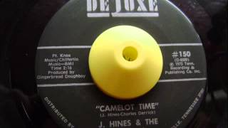 J.HINES & THE FELLOWS - CAMELOT TIME (1973)