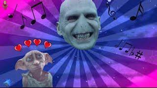 LE PREMIER CLIP DE L'ELFE MALÉFIQUE - C'est Voldemort - Kofiixx