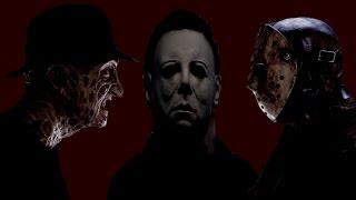 Freddy vs. Jason vs. Michael Ending (Ultimate Fight)