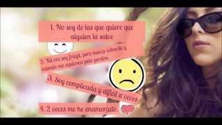 Manual - Paty Cantú (Lyric Video) #HiceUnManual