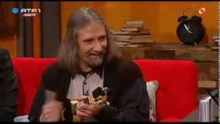 """Júlio Pereira """"Cavaquinho"""" - Luís Filipe Borges - 5 Para a Meia Noite"""