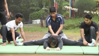 Tiger Shroff's Workout Regime For Heropanti