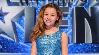 Molly Rainford Ave Maria - Britain's Got Talent 2012 Final - UK version