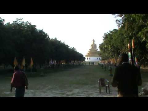 Sopaka Bhante jyu Buddha Lumbini Travel upload by Manoj & Sati Rana Butwal,Nepal.