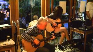 (Mason Williams) Classical Gas - Gabriella Quevedo & Hansel Pethig (LIVE)