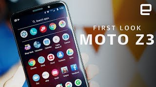 Moto Z3 First Look: Looking Ahead to 5G