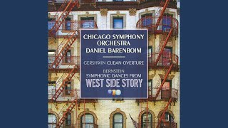 Symphonic Dances from West Side Story : III Scherzo
