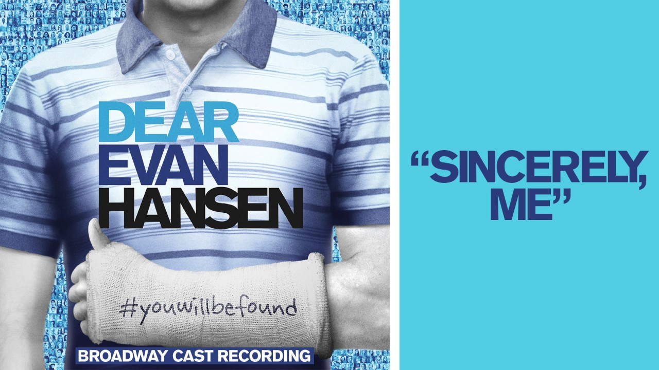Dear Evan Hansen Musical Tickets Cincinnati December