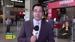 Acompanhe as informações sobre as movimentações nos aeroportos