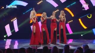POP LADIES - The edge of glory