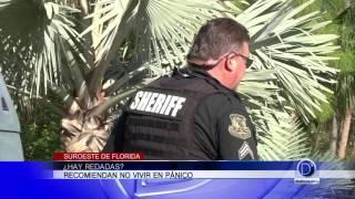 ¿Hay redadas en el Suroeste de Florida?