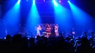 Chain$moke and Spayc3 House of Blues Houston Part